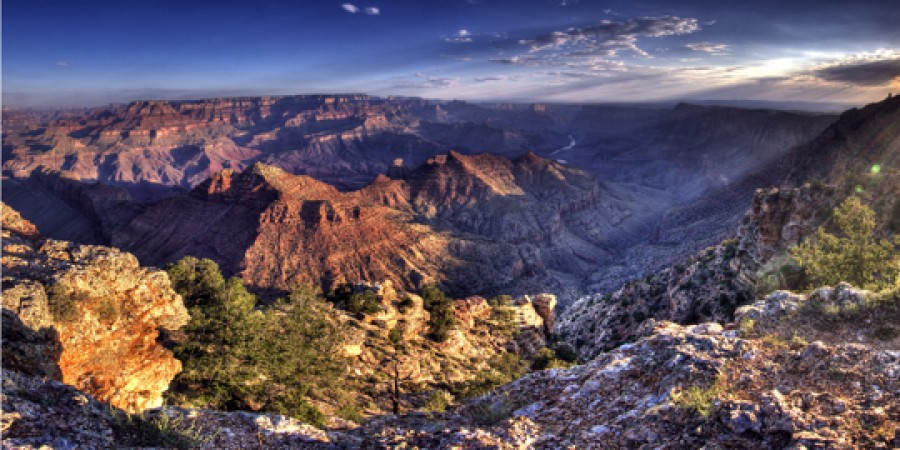 Grand Canyon South Rim, Ludwig Franz