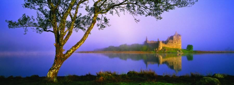 Kilchurn-castle, Graham Macfarlane