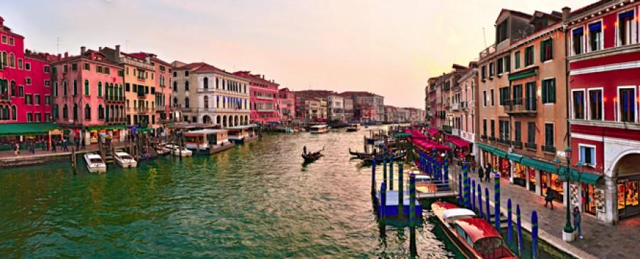 Canal-grande, Ugo Ratti