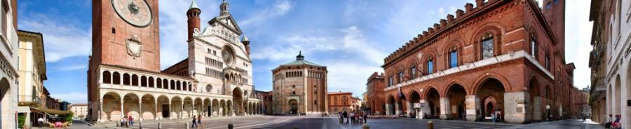 Cremona - Duomo e palazzo del comune