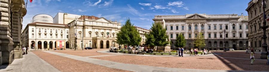Milano - Piazza della scala